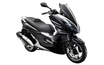 Kymco Xciting 125
